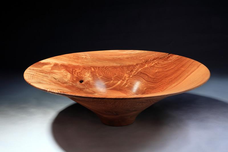 Angus Clyne Olive Ash Bowl 50cm x 30cm