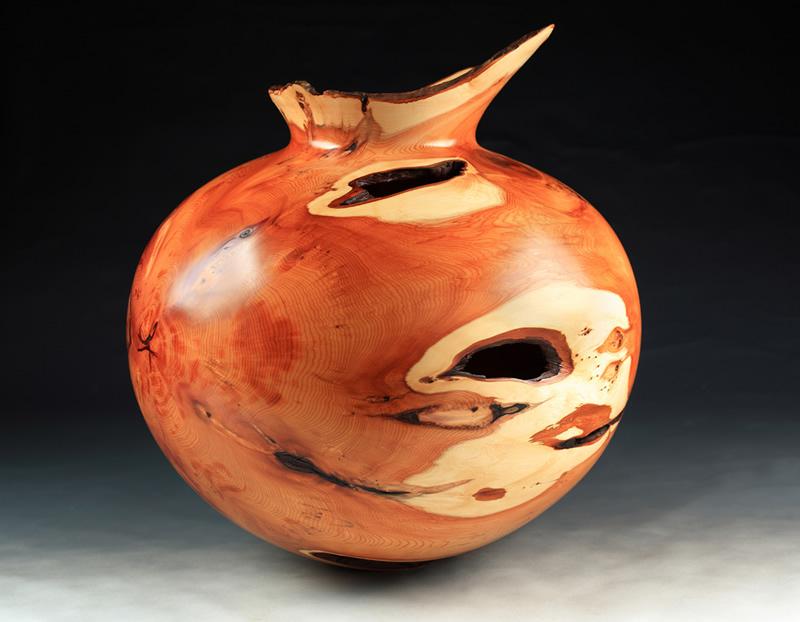 Angus Clyne Yew Vase 50cm x 70cm