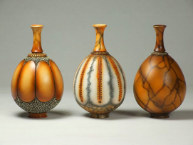 Nick Arnull A-Trio-of-Alchemy-Series-Vessels-