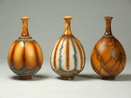 Nick Arnull A-Trio-of-Alchemy-Series-Vessels-