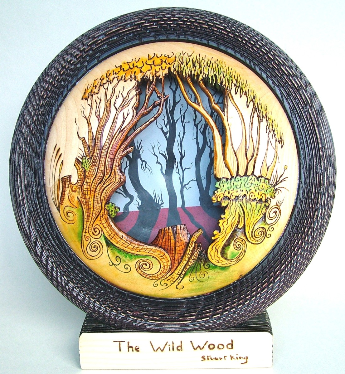Stuart King The Wild Wood