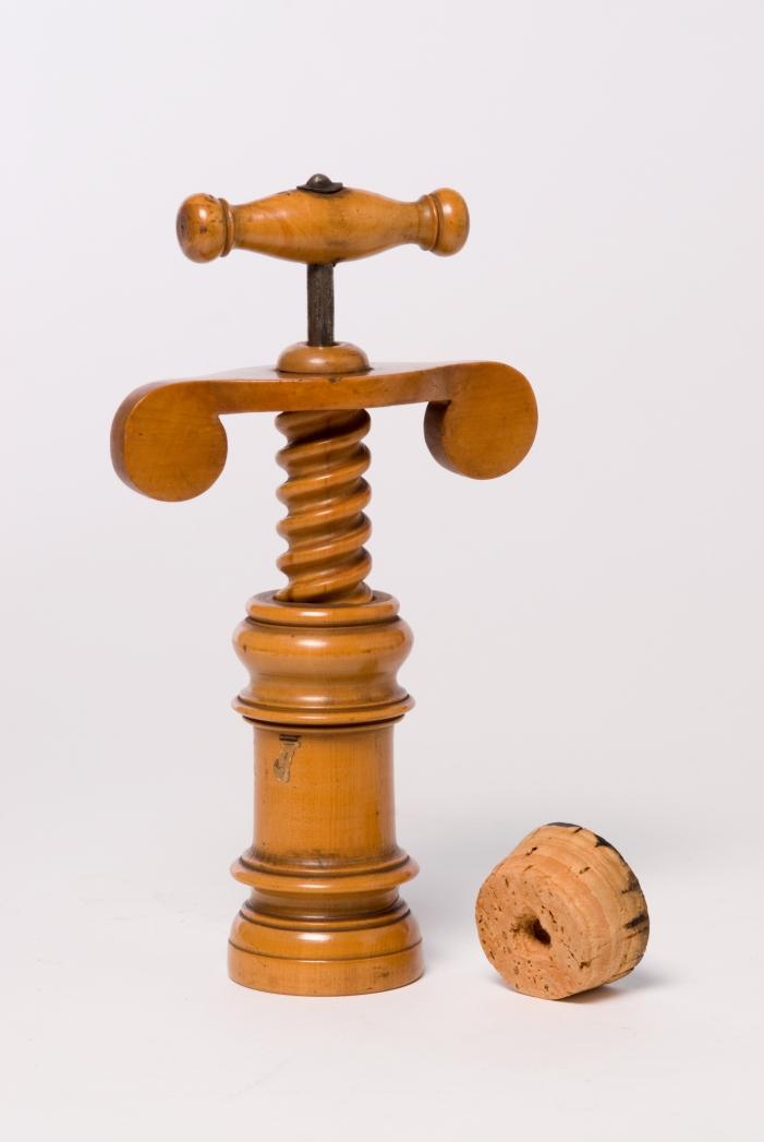 Boxwood corkscrew, Italy