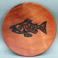 Mollie Winton (c) Bill-Reid-Salmon-d